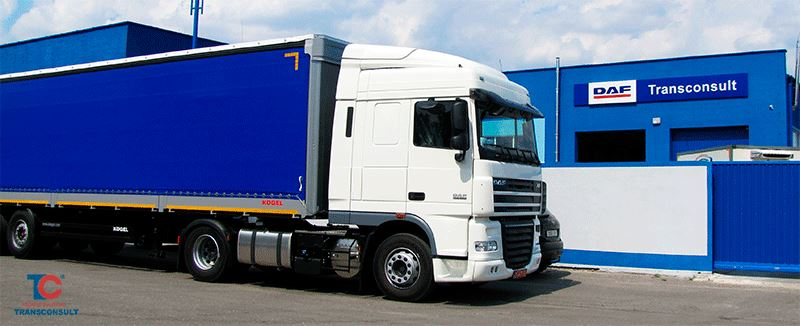 "DAF XF FT 105.460 для ООО ""ОМА"""